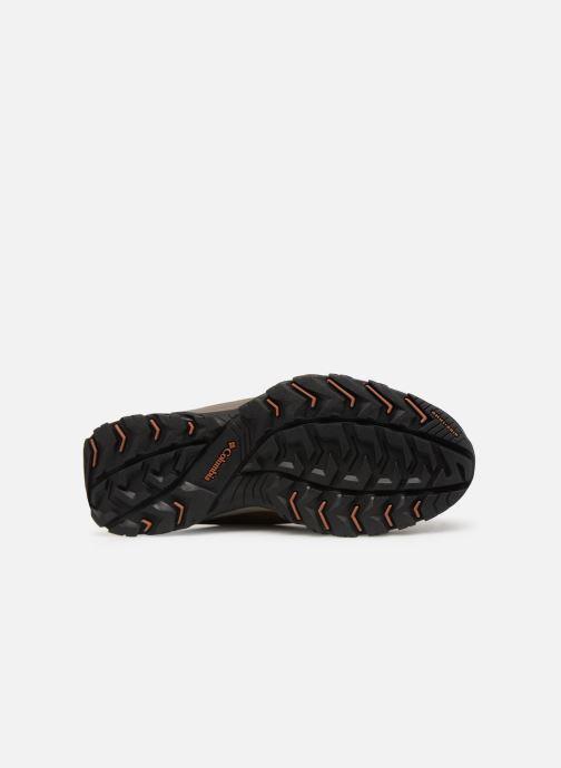 Chaussures de sport Columbia Terrebonne II Outdry Marron vue haut