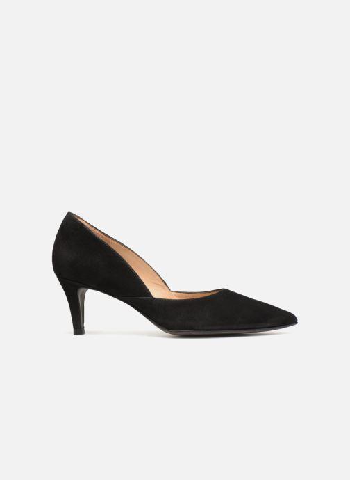 High heels Perlato 10908 Black back view