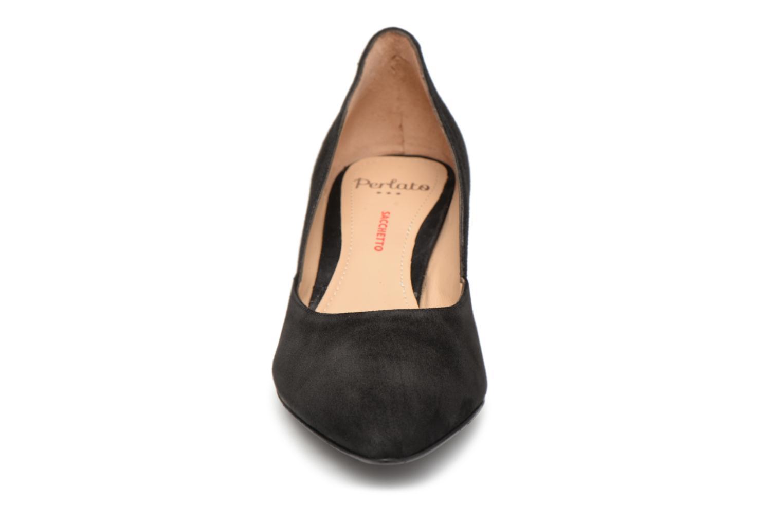 High heels Perlato 10908 Black model view