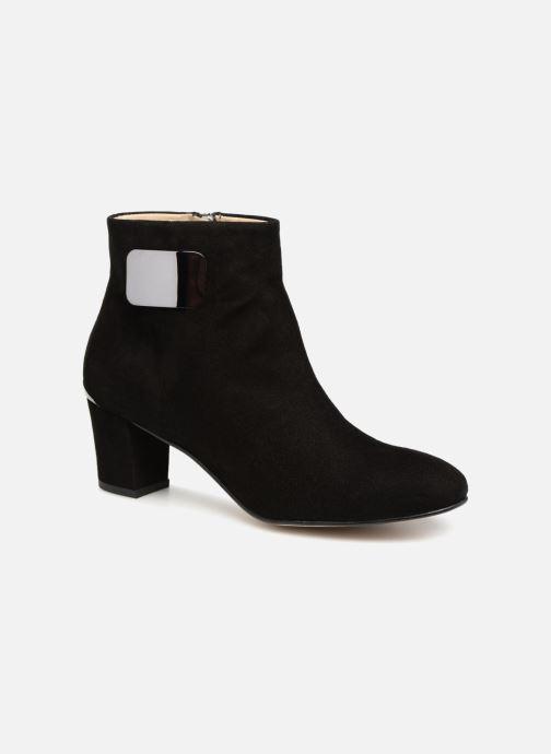 Chez Et noir Boots Bottines 10916 Perlato 0tOqXX