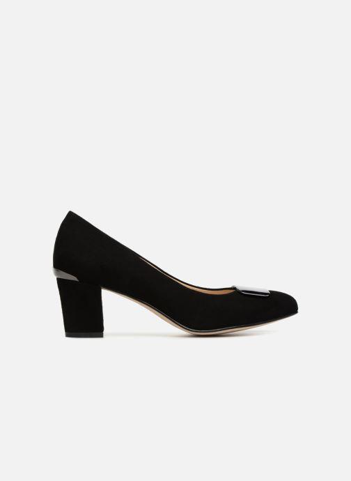 High heels Perlato 10917 Black back view