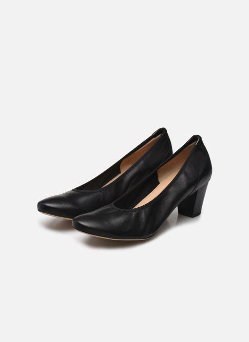 Zapatos de tacón Perlato 10362 Negro vista de abajo