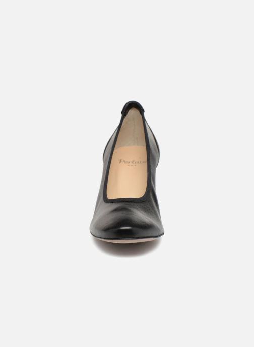 Zapatos de tacón Perlato 10362 Negro vista del modelo