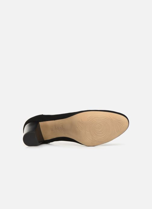 Zapatos de tacón Perlato 10362 Negro vista de arriba