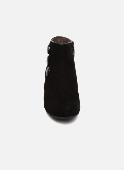 Ferrer Bottines Perlato Boots Cam Noir Et 10225 F13lcTKJ