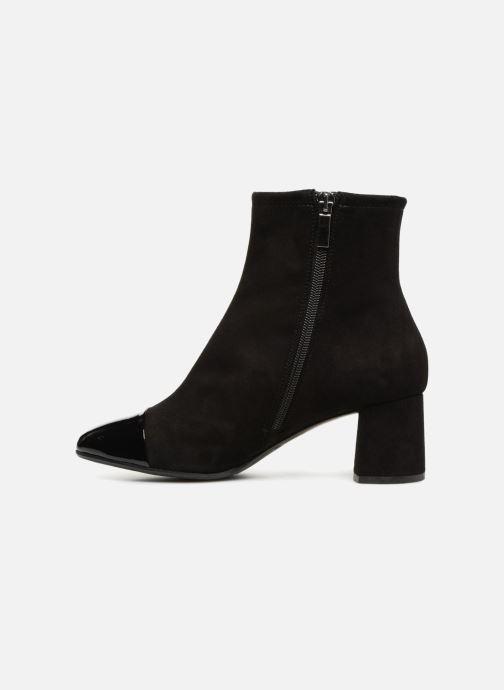 Bottines et boots Perlato 10806 Noir vue face