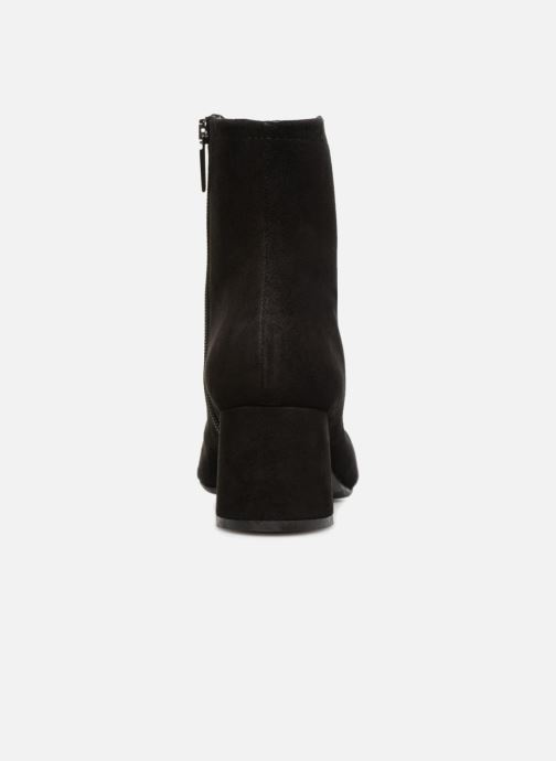 Ankle boots Perlato 10806 Black view from the right