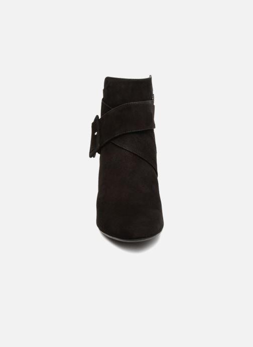 Bottines et boots Perlato 10805 Noir vue portées chaussures