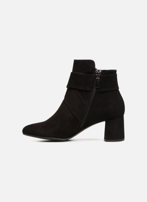 Bottines et boots Perlato 10805 Noir vue face