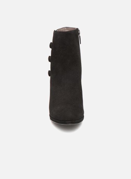 Botines  Perlato 10904 Negro vista del modelo
