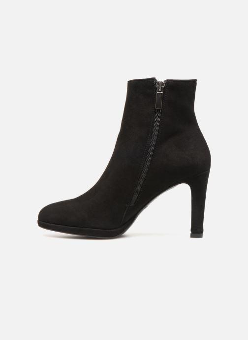 Bottines et boots Perlato 10904 Noir vue face