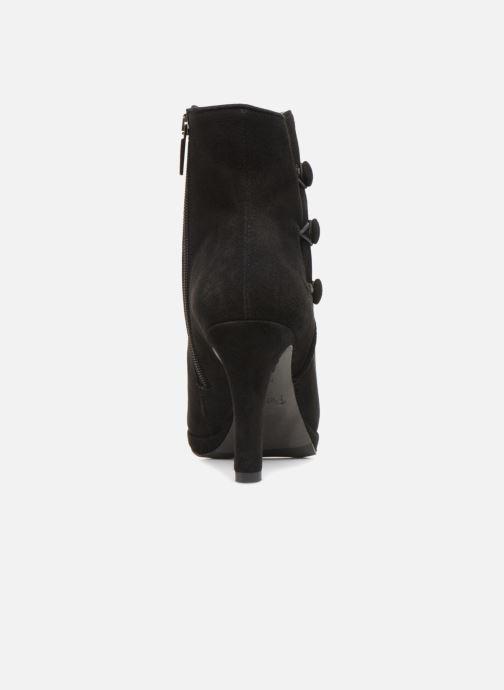 Bottines et boots Perlato 10904 Noir vue droite