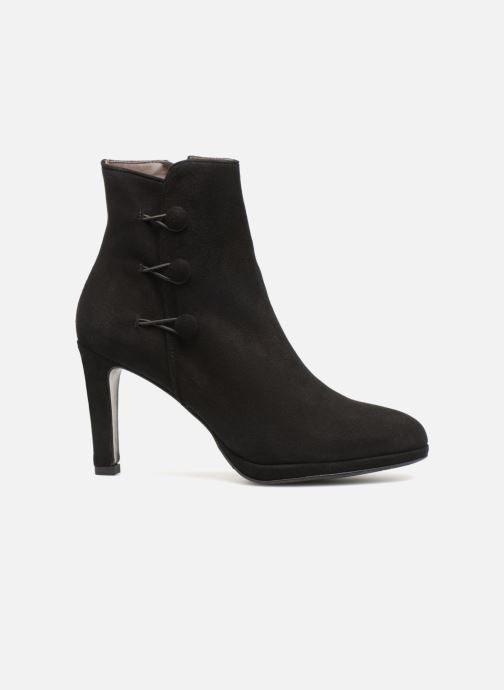 Ankle boots Perlato 10904 Black back view