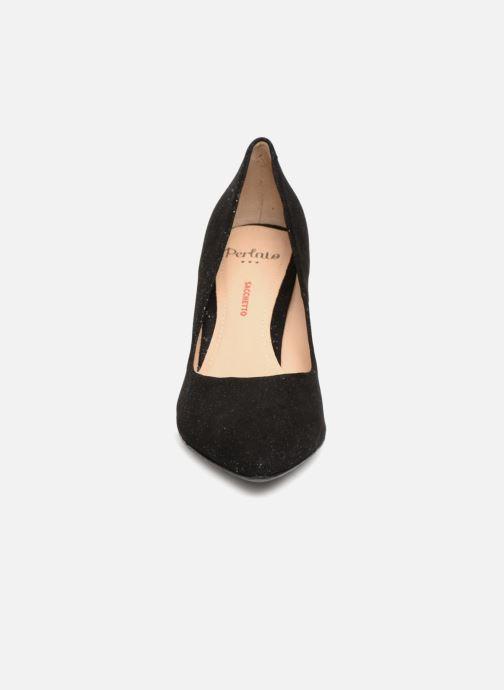 Escarpins Perlato 10532 Noir vue portées chaussures