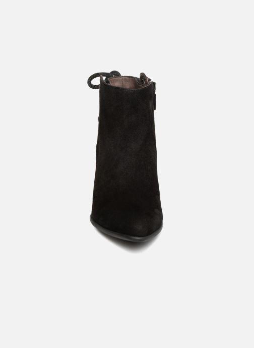 Stiefeletten & Boots Perlato 10828 schwarz schuhe getragen