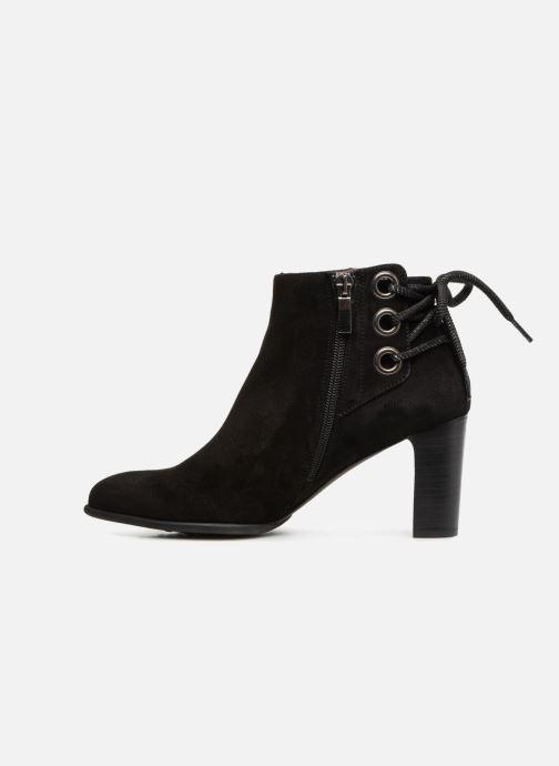 Stiefeletten & Boots Perlato 10828 schwarz ansicht von vorne