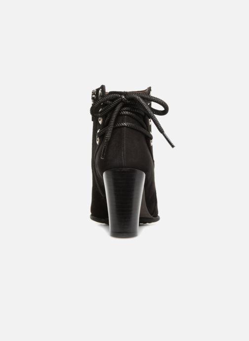 Stiefeletten & Boots Perlato 10828 schwarz ansicht von rechts