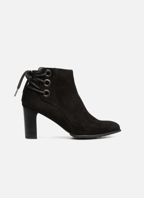 Stiefeletten & Boots Perlato 10828 schwarz ansicht von hinten