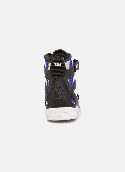 Sneakers Supra Breaker Nero immagine destra