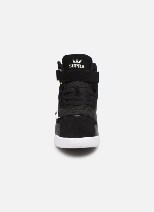 Trainers Supra Breaker Black model view