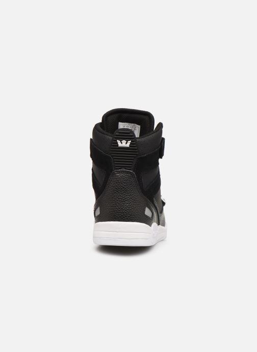 Baskets Supra Breaker Noir vue droite