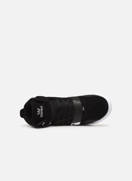 Baskets Supra Breaker Noir vue gauche
