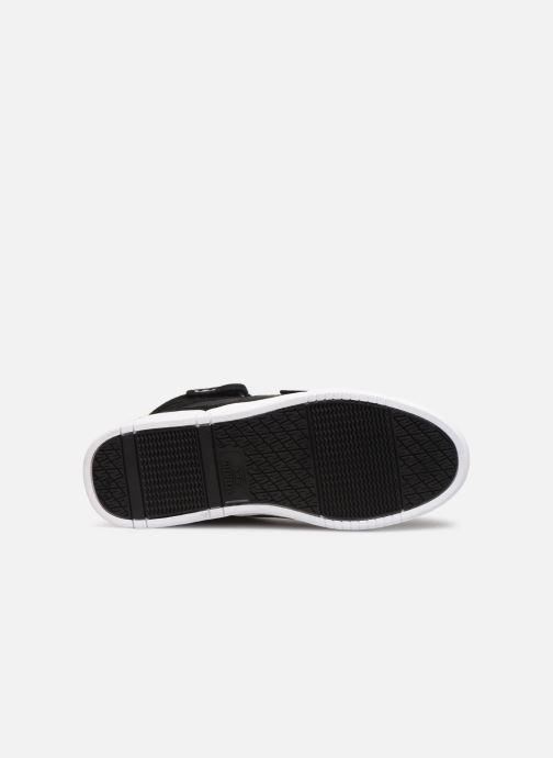 Baskets Supra Breaker Noir vue haut