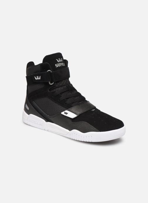 Sneakers Supra Breaker Zwart detail