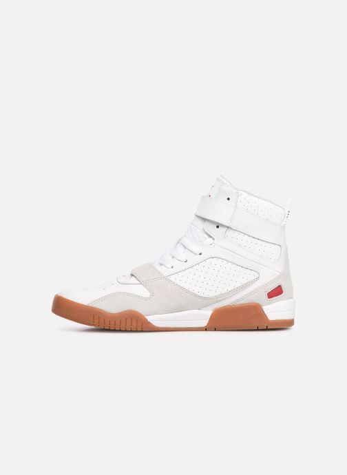 Baskets Supra Breaker Blanc vue face