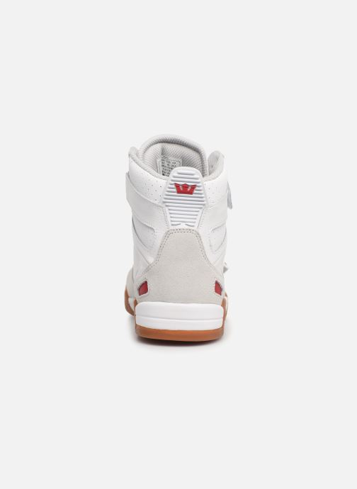 Trainers Supra Breaker White view from the right