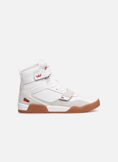 Trainers Supra Breaker White back view