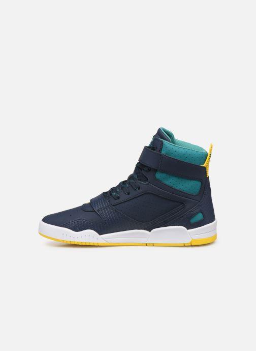 Sneakers Supra Breaker Azzurro immagine frontale