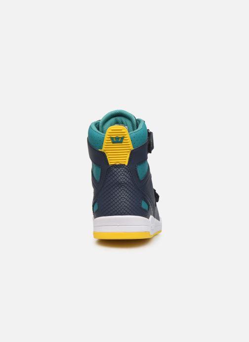 Sneakers Supra Breaker Azzurro immagine destra