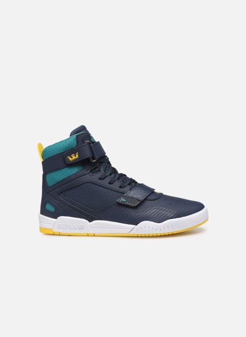 Sneakers Supra Breaker Azzurro immagine posteriore