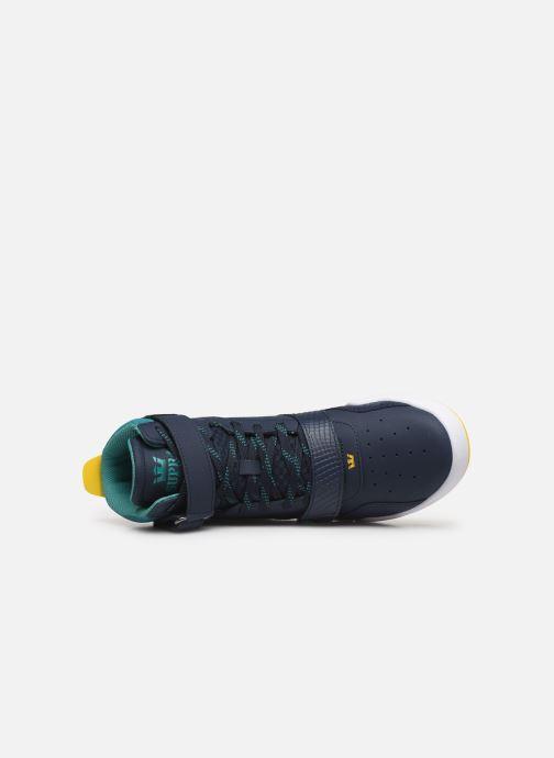Sneakers Supra Breaker Azzurro immagine sinistra