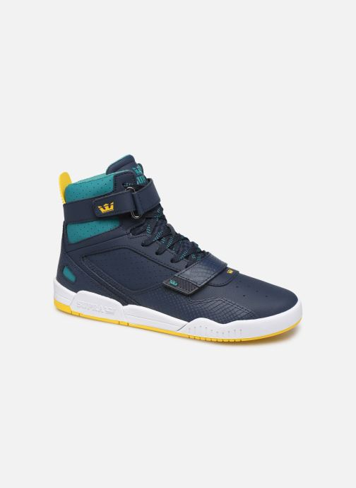 Trainers Supra Breaker Blue detailed view/ Pair view