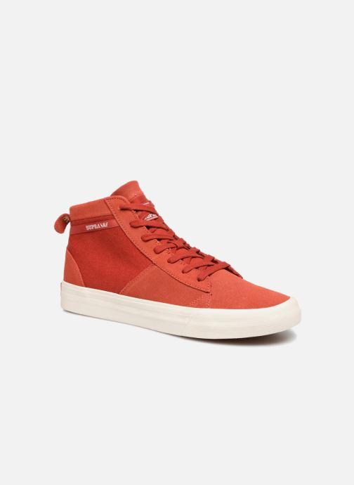 Sneaker Supra Stacks Mid rot detaillierte ansicht/modell