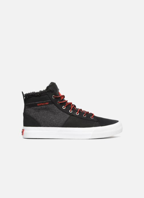 Trainers Supra Stacks Mid Black back view