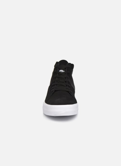 Sneakers Supra Stacks Mid Zwart model