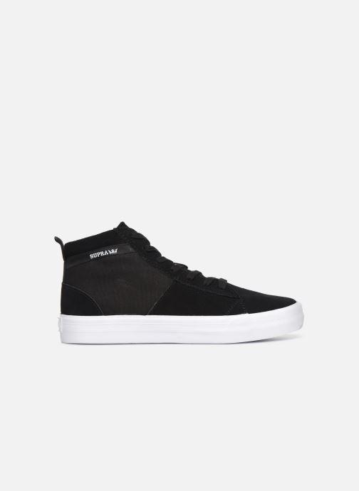 Sneakers Supra Stacks Mid Zwart achterkant