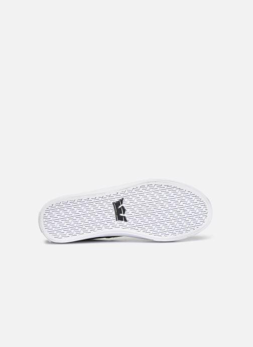 Sneakers Supra Stacks Mid Zwart boven