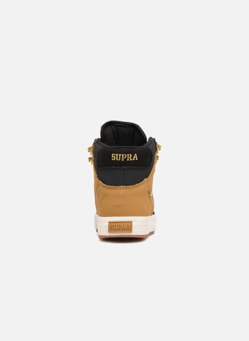 Sneaker Supra Vaider CW schwarz ansicht von rechts