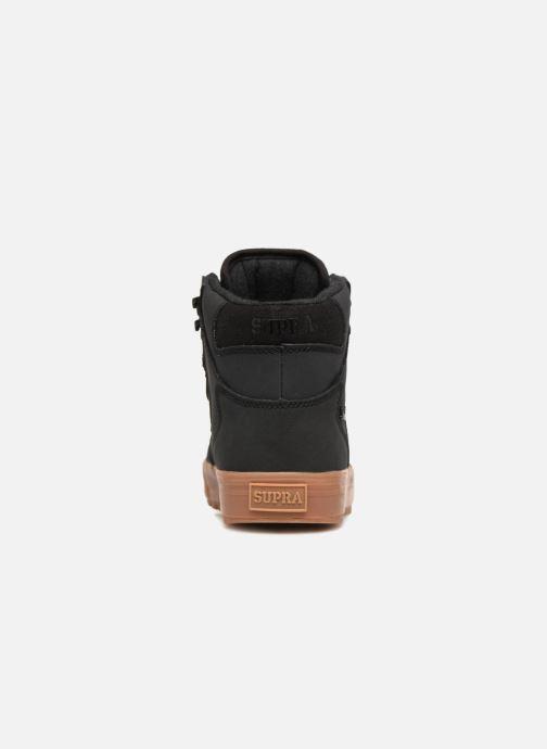 Sneakers Supra Vaider CW Zwart rechts