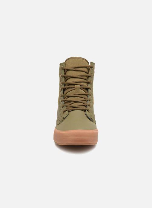 Sneaker Supra Graham CW grün schuhe getragen
