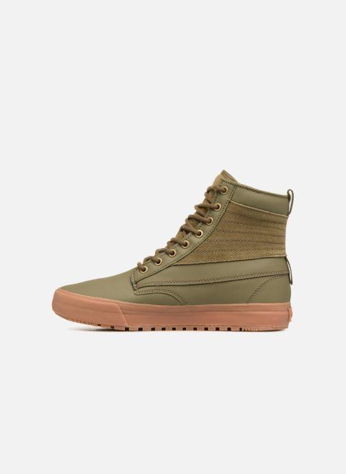 Sneakers Supra Graham CW Groen voorkant
