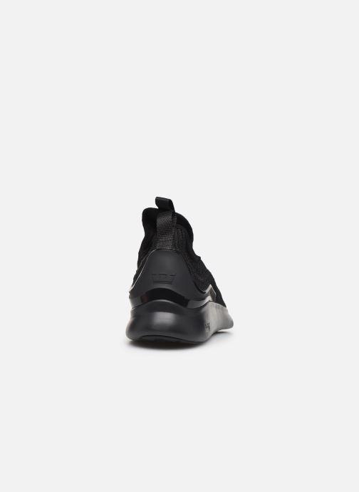 Baskets Supra Factor Noir vue droite