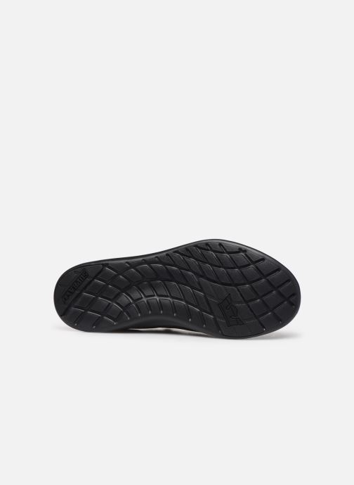 Baskets Supra Factor Noir vue haut