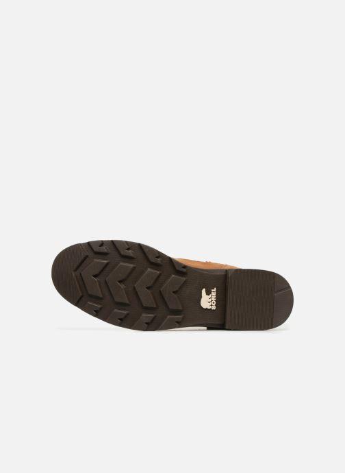 Boots en enkellaarsjes Sorel Emelie Foldover Bruin boven