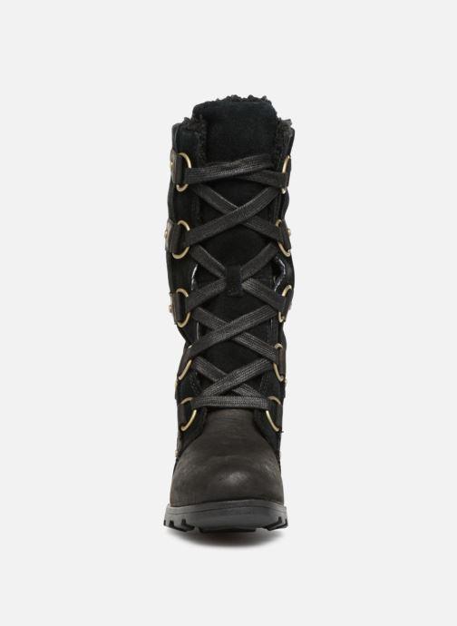 Laarzen Sorel Emelie Lace Zwart model