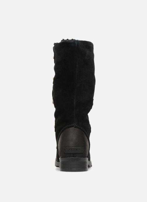 Laarzen Sorel Emelie Lace Zwart rechts